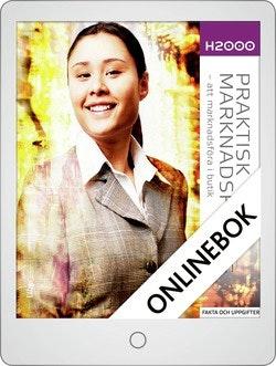 H2000 Praktisk marknadsföring 1 Onlinebok Grupplicens 12 mån