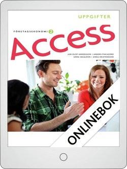 Access Företagsekonomi 2, Uppgiftsbok Onlinebok Grupplicens 12 mån