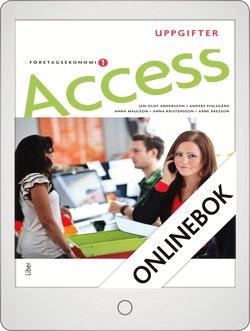 Access 1, Uppgiftsbok Onlinebok Grupplicens 12 mån