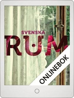 Svenska rum 1 Onlinebok Grupplicens 12 mån