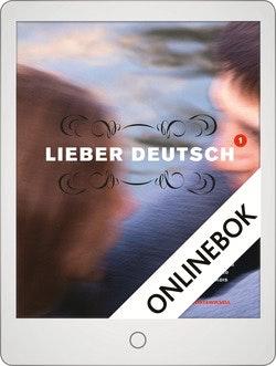 Lieber Deutsch 1 Onlinebok Grupplicens 12 mån