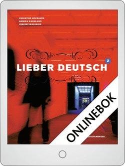 Lieber Deutsch 2 Onlinebok Grupplicens 12 mån