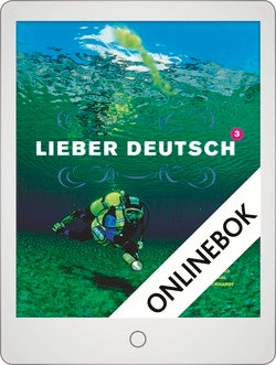 Lieber Deutsch 3 Onlinebok Grupplicens 12 mån