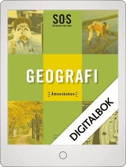 SO-serien Geografi Ämnesbok Digitalbok Grupplicens 12 mån