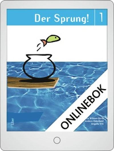 Der Sprung 1 Allt-ett-bok Onlinebok Grupplicens 12 mån