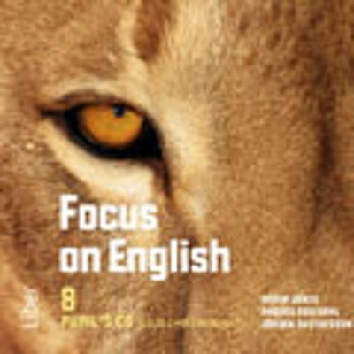 Focus on English 8 Pupil's CD 5-pack