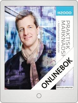 H2000 Praktisk marknadsföring 2 Onlinebok Grupplicens 12 mån