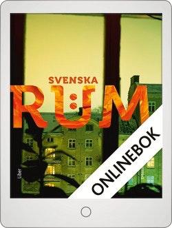 Svenska rum 2 Onlinebok Grupplicens 12 mån