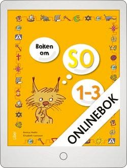 Boken om SO 1-3 Grundbok Onlinebok Grupplicens 12 mån