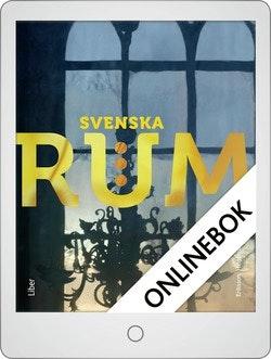 Svenska rum 3 Onlinebok Grupplicens 12 mån