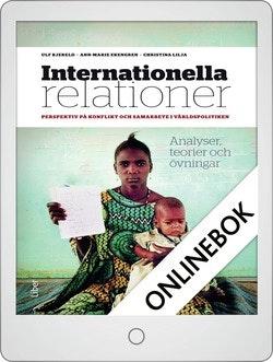 Internationella relationer Onlinebok Grupplicens 12 mån