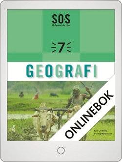 SO-serien Geografi 7 Onlinebok Grupplicens 12 mån
