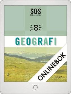 SO-serien Geografi 8 Onlinebok Grupplicens 12 mån