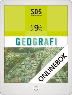 SO-serien Geografi 9 Onlinebok Grupplicens 12 mån