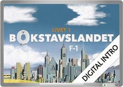 Livet i Bokstavslandet F-1 Digital intro 12 mån