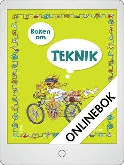 Boken om Teknik Onlinebok Grupplicens 12 mån