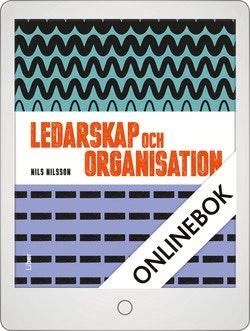 Ledarskap och organisation, Fakta och övningar Onlinebok Grupplicens 12 mån