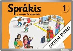 Språkis 1 Digital intro 12 mån