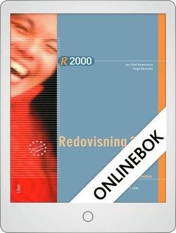 R2000 Redovisning 2 Problembok Onlinebok Grupplicens 12 mån