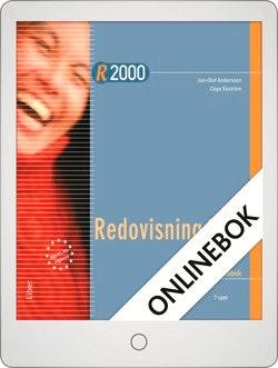R2000 Redovisning 2 Faktabok Onlinebok Grupplicens 12 mån