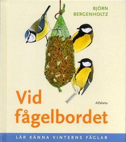 Vid fågelbordet : lär känna vinterns fåglar