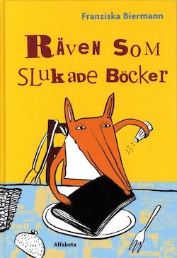 Räven som slukade böcker
