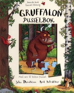 Gruffalon : pusselbok