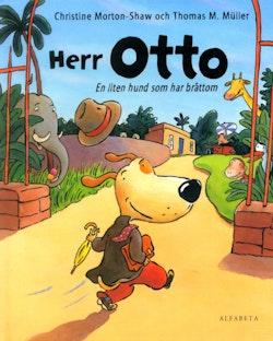 Herr Otto : en liten hund som har bråttom