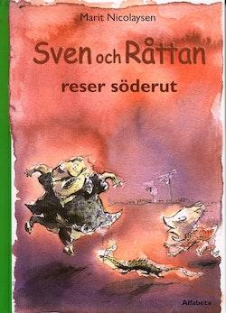 Sven och Råttan reser söderut