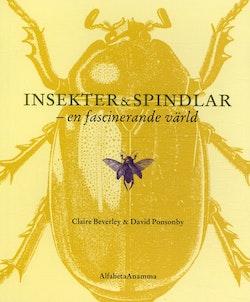 Insekter och spindlar : en fascinerande värld