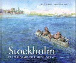 Stockholm : från holme till huvudstad