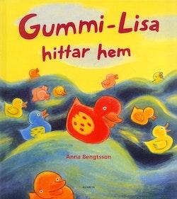 Gummi-Lisa hittar hem