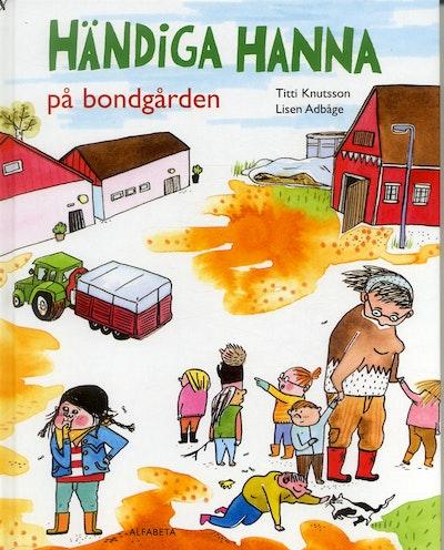 Händiga Hanna på bondgården