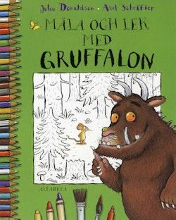 Måla och lek med Gruffalon