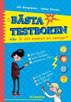 Bästa testboken eller Är ditt syskon en vampyr?