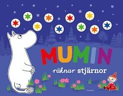 Mumin räknar stjärnor
