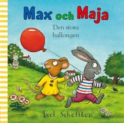 Max och Maja. Den stora ballongen