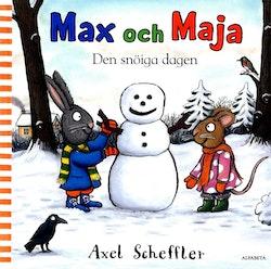 Max och Maja. Den snöiga dagen