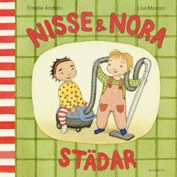 Nisse & Nora städar