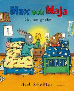 Max och Maja : Godnattgrodan