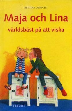 Maja och Lina : världsbäst på att viska