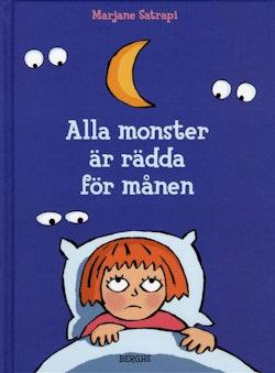 Alla monster är rädda för månen