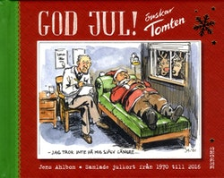 God Jul önskar Tomten