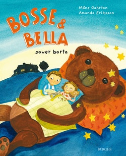 Bosse & Bella sover borta