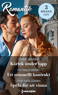 Kärlek under lupp / Ett sensuellt kontrakt / Spela för att vinna