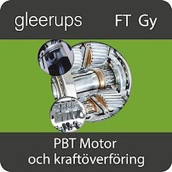 PbT Motor och kraftöverföring, digital, elevlic, 18 mån