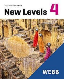 New Levels 4, elevwebb, individlicens 6 mån