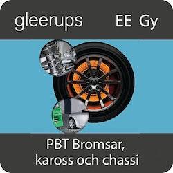 PbT Bromsar, kaross och chassi av 5-8, digital,lärarlic 18 m