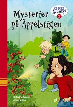 Ord & Äventyr Läsebok åk 1A, Mysterier på Äppelstigen