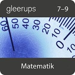 Gleerups matematik 7-9, lärarlic, 12 mån